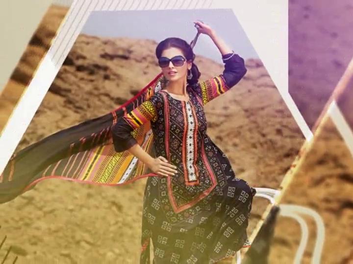 Bashir Ahmad Textiles 2014
