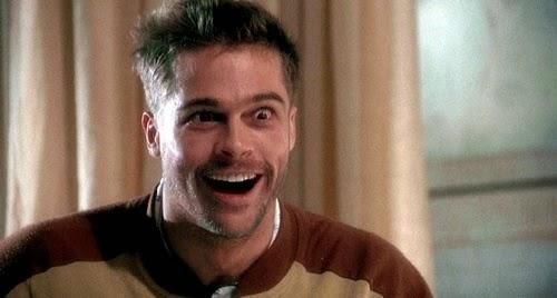 Brad Pitt en 12 Monos