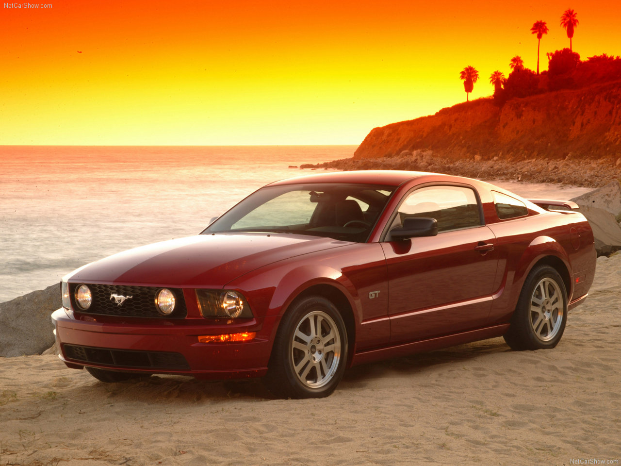 Ford Populaire Franais Dautomobiles 2005 Mustang Gt 1964