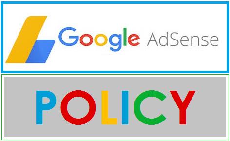 Larangan dan kebijakan Google Adsense Yang Wajib Anda Ketahui