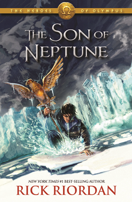 cover of The Son of Neptune by Rick Riordan