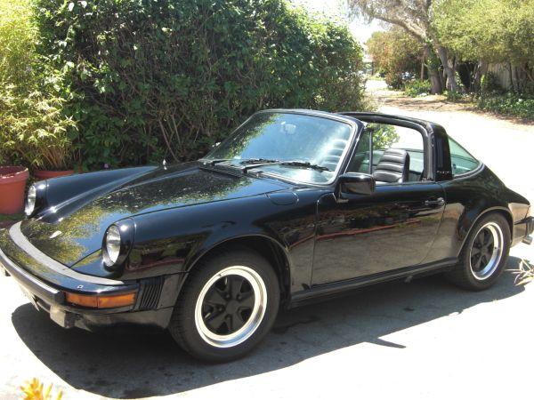 Daily Turismo: 10k: 1983 Porsche 911 SC Targa
