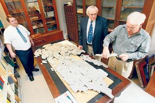 Misteri fosil berusia 450 juta