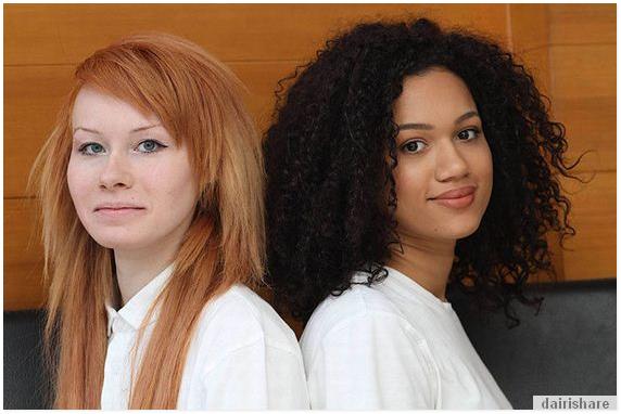 Percaya Atau Tidak Dua Orang Wanita Cantik Yang Berbeza Rupa Ini Sebenarnya Adalah Kembar