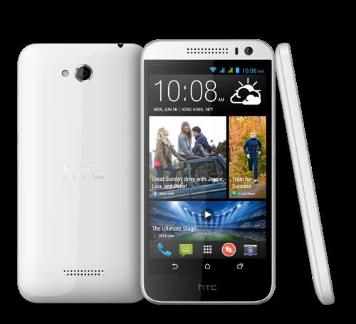 HTC Desire616 Dual SIM smartphone
