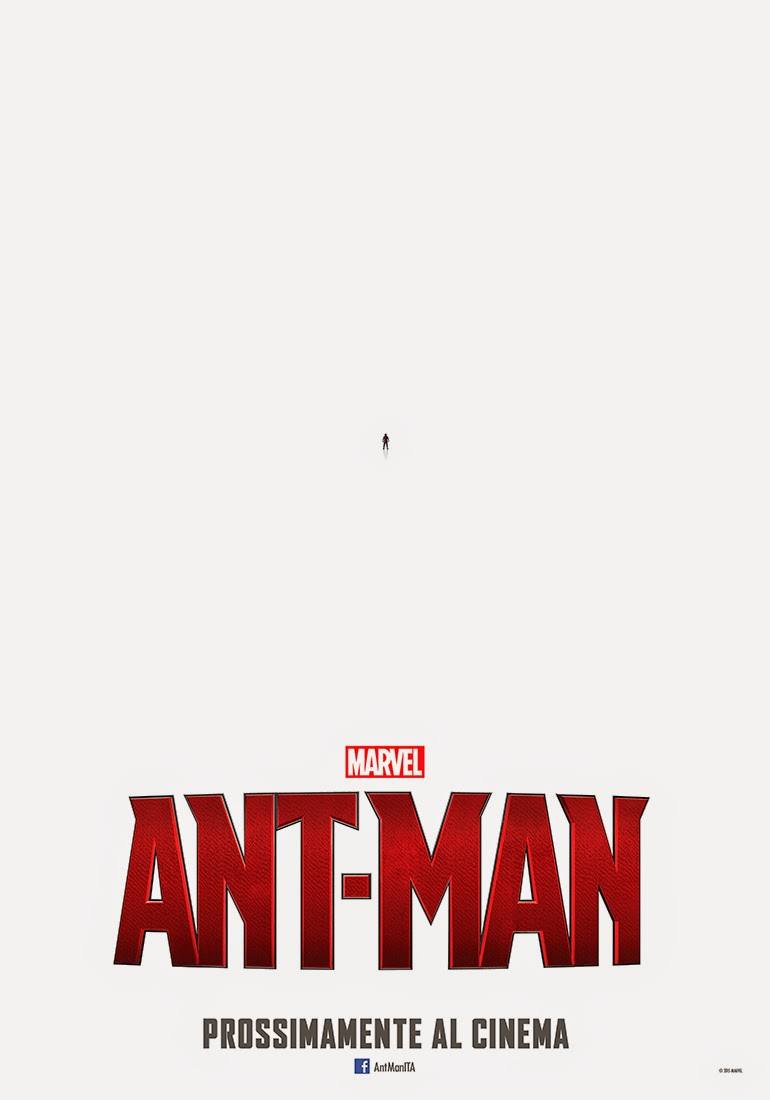 Ant-man trailer poster
