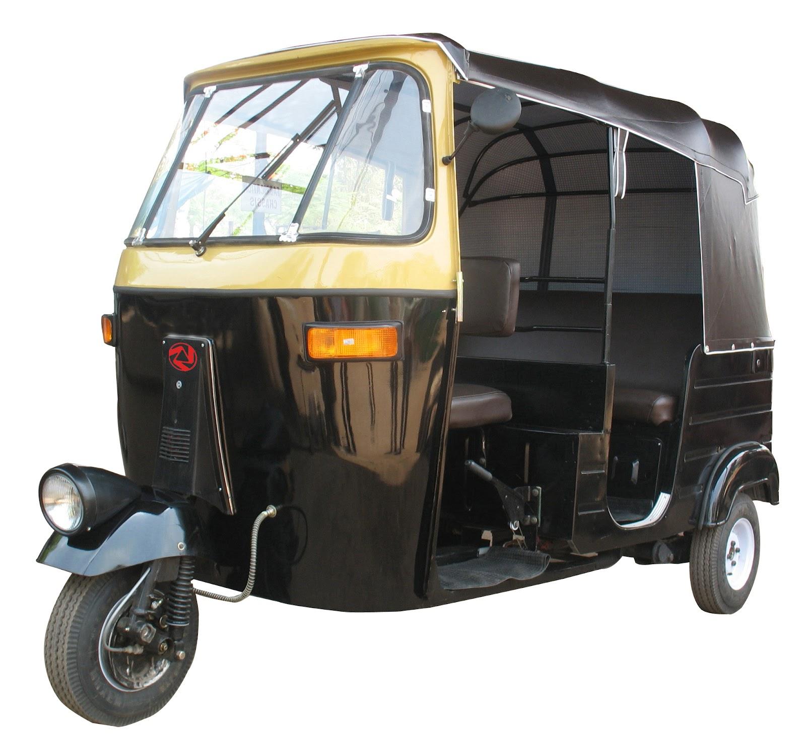 India By Sam The Auto Rickshaw
