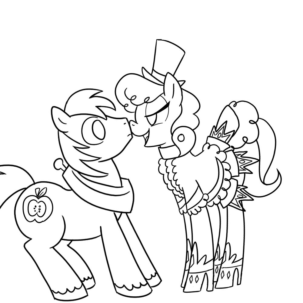 disegni da colorare principesse