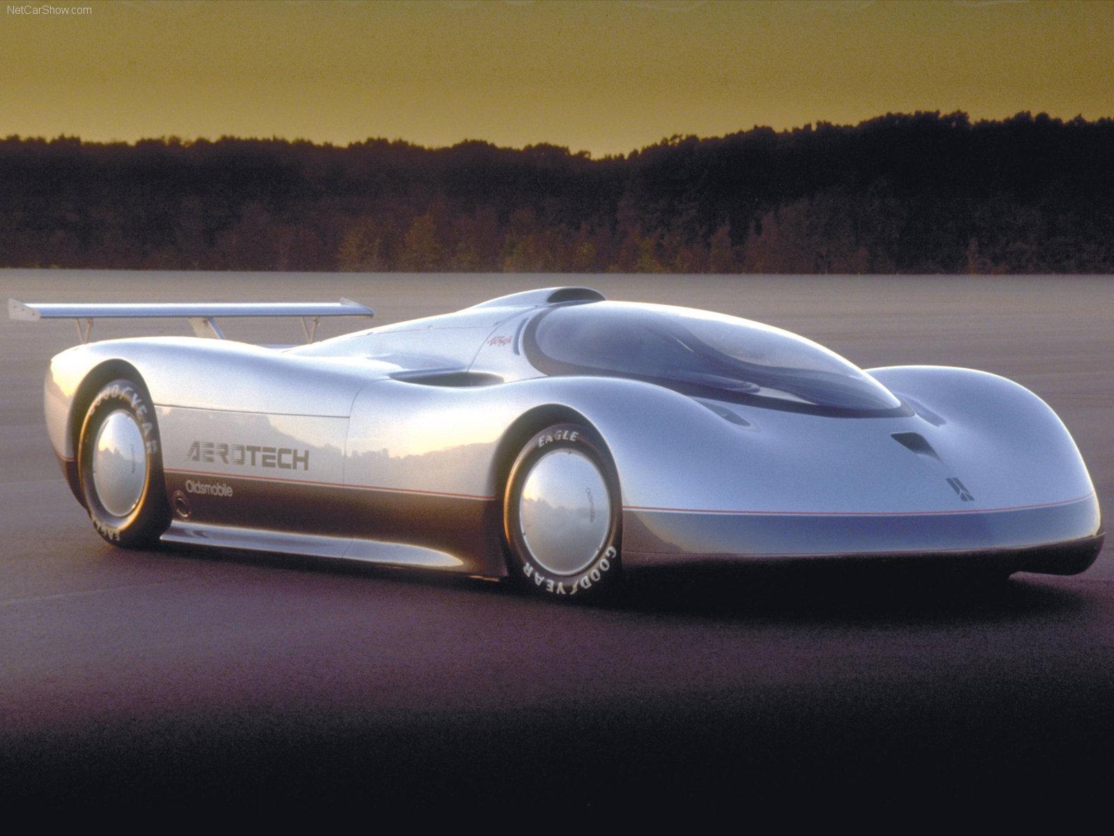 Hình ảnh xe ô tô Oldsmobile Aerotech Concept 1988 & nội ngoại thất