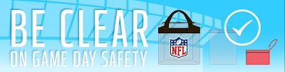 Be Clear on Game Day Safety