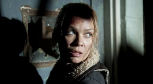 The Walking Dead S03E14 Prey Andrea Zombies Walkers