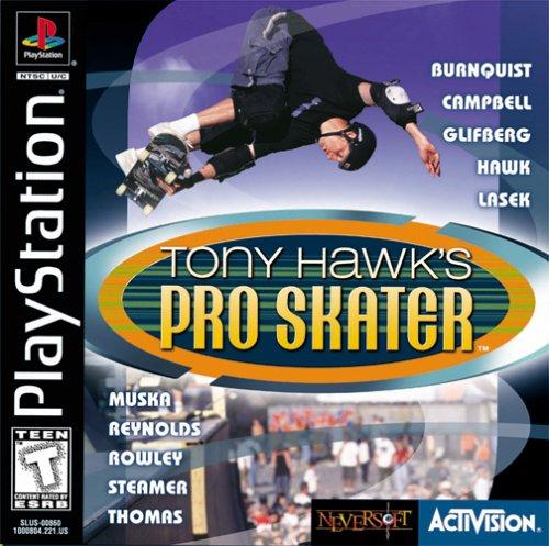 Tony Hawk's Pro Skater: el videojuego de una generación.