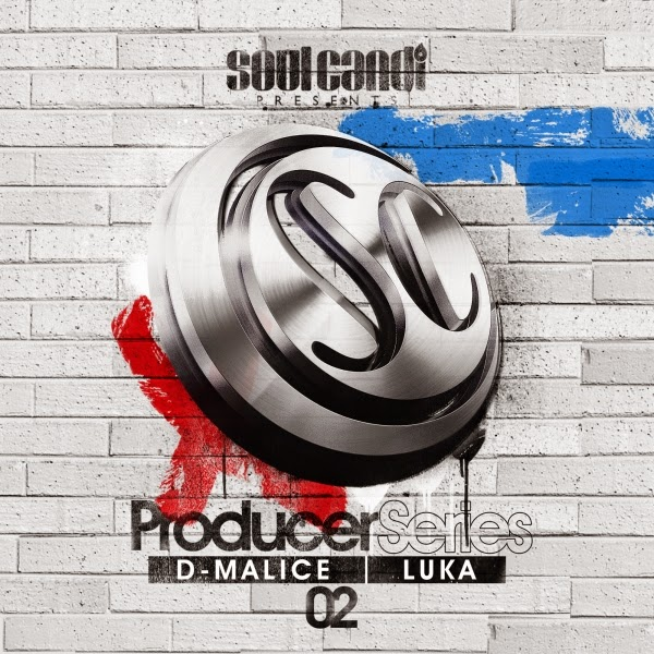 SOUL CANDI PRESENTS - PRODUCER SERIES VOL.2 MIXED BY D-MALICE & LUKA -