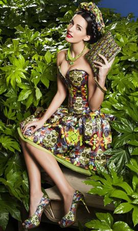 Zapatos y complementos Maya Hansen para Fosco