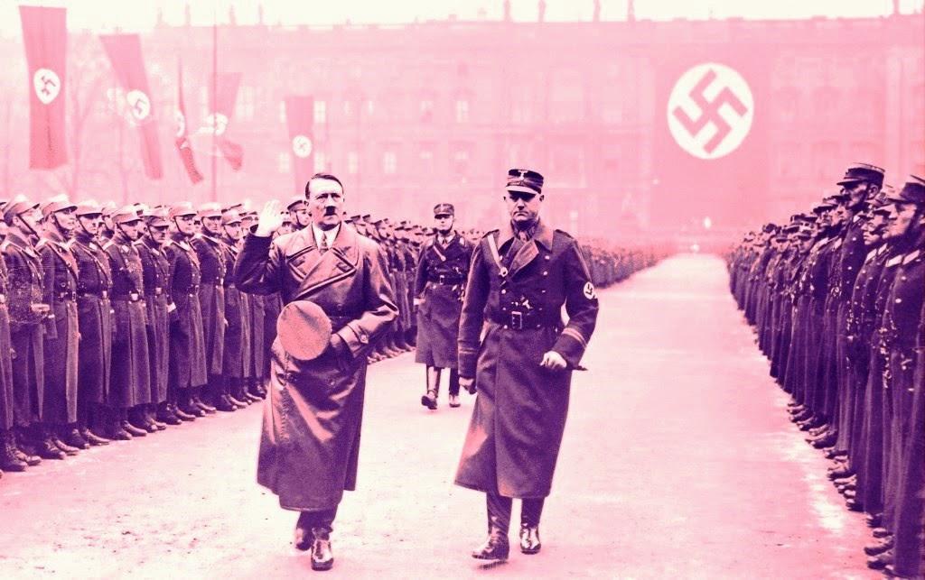 RAHSIA Kaitan Antara Adolf Hitler Dan Yahudi Di Palestin