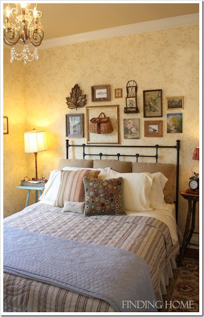 Ideas For Decorating Bedroom Walls