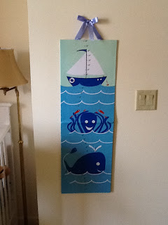 Nautical by Nature blog: Nautical Nursery