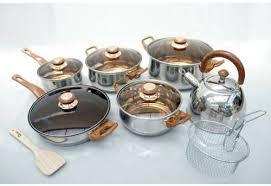 Alat Baking Cetakan Kue Murah Aneka Cookware Panci Set