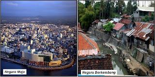 perbedaan negara maju dan negara berkembang beserta contohnya,dalam bidang industri,di bidang ekonomi,pendidikan,pengertian secara singkat,wikipedia,menurut beberapa ahli,