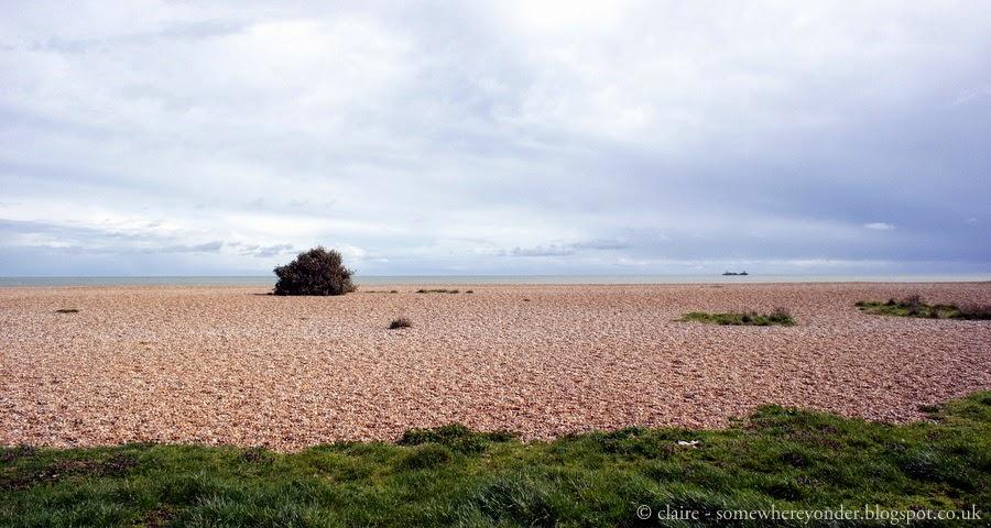 Seaside view - Deal, Kent, UK