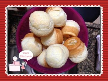receita pão de queijo da princesa polvilho doce mon maternité