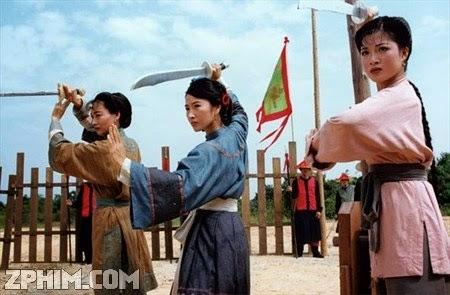 Ảnh trong phim Miêu Thúy Hoa - Lady Flower Fist 1