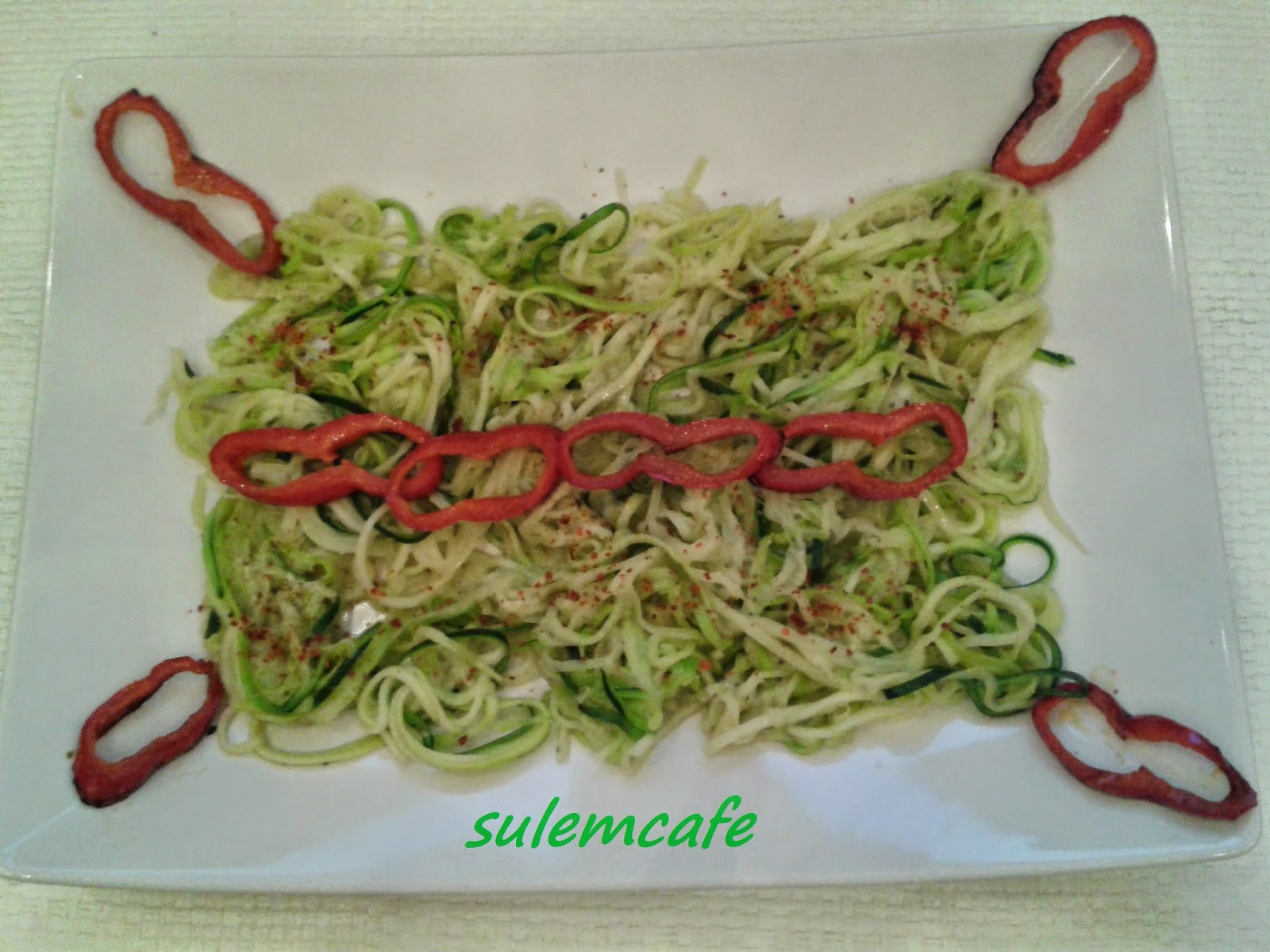 low carb pasta,sulemcafe.blogspot.com