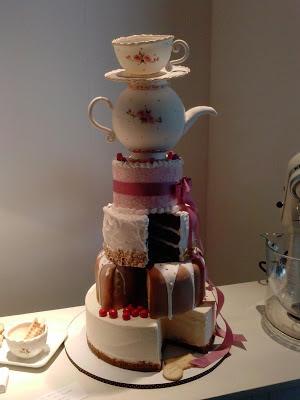 una giornata al cake design italian festival di milano