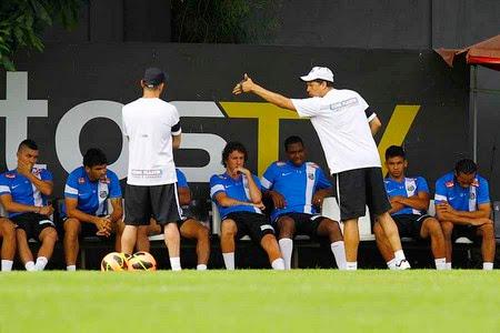 Contratações e dispensas Santos 2014