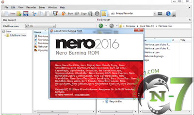 Nero Burning ROM 2016 17.0.00300 Final