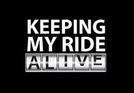 Keeping My Ride Alive