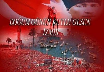 İzmir'in doğum günü