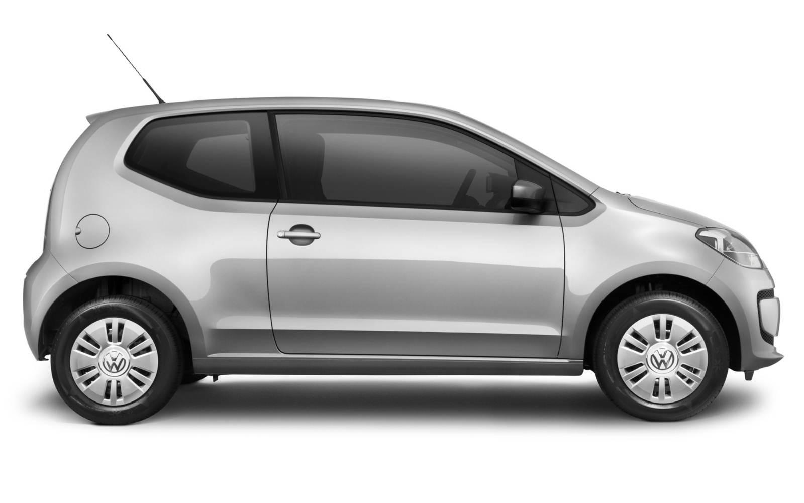 Novo Volkswagen up! 2 portas - Brasil