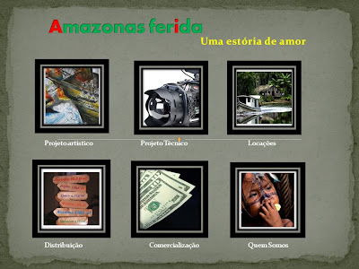 Amazonas Ferida