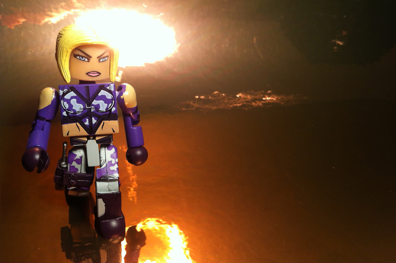 Street Fighter Action Figures Merchandise