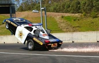 Nitro Funny Car Challenge