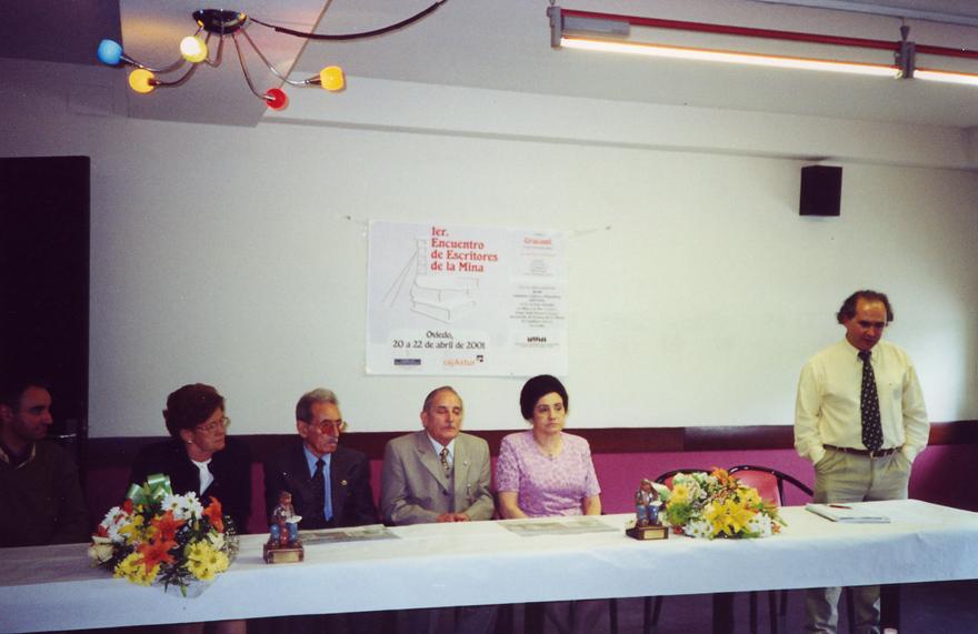 Homenaje a Manfer de la Llera y César Rubín