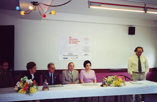 Homenaje a César Rubín y Mánfer de la Llera