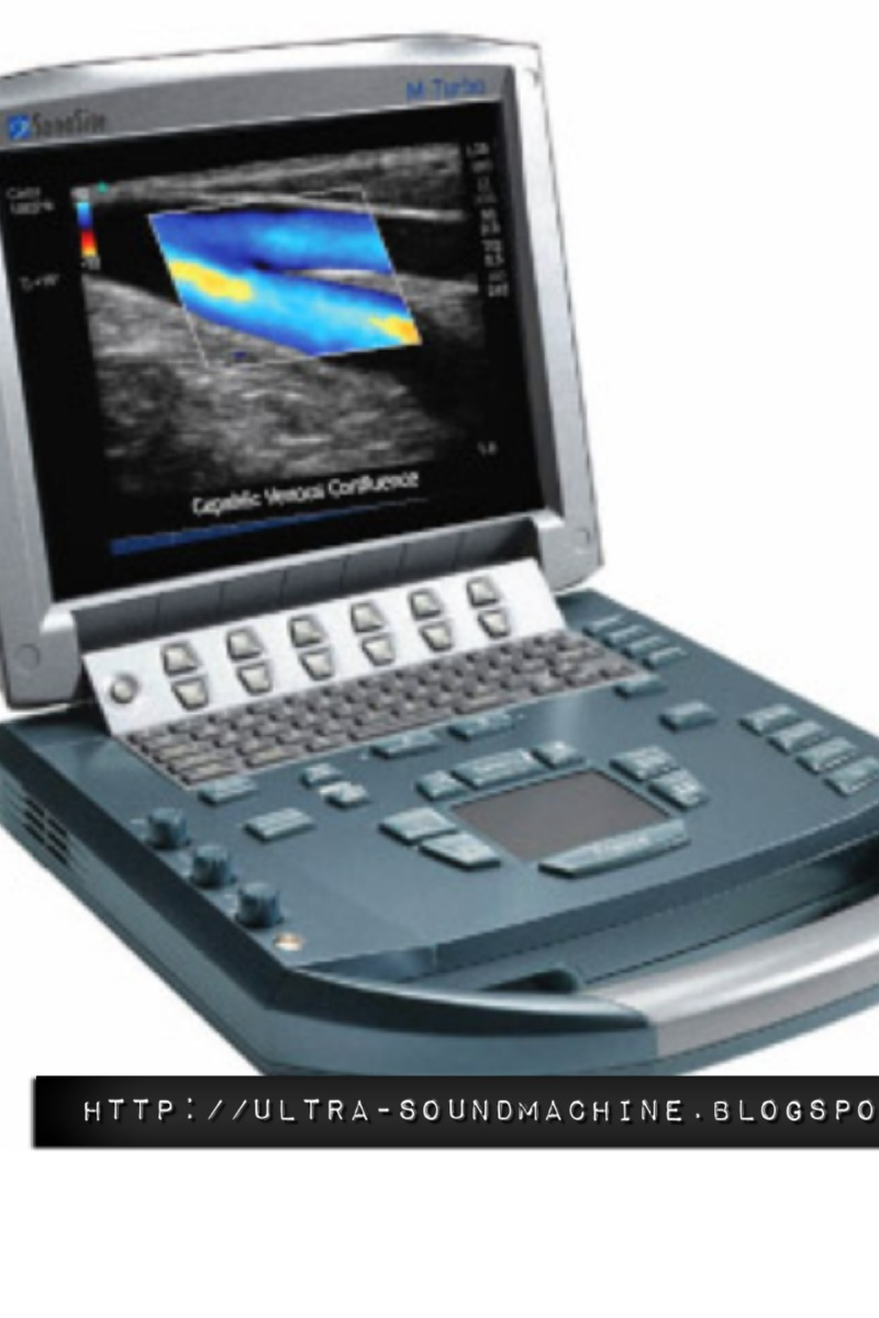 ultrasound machine dimensions