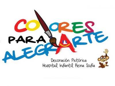 Green Pear Diaries, arte, Colores para alegrarte, Hospital Infantil Reina Sofía