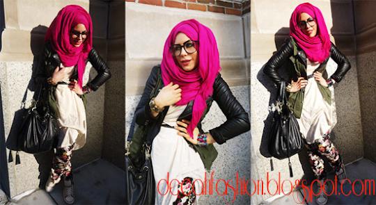 Jilbab Remaja Hijabers Geeky Culun