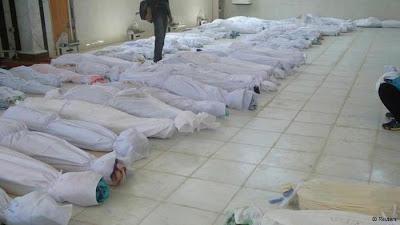 OBSERVADORES NÃO CONSEGUEM DETER GUERRA CIVIL NA SÍRIA