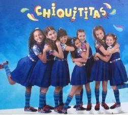 Crianças cantam na novela Chiquititas