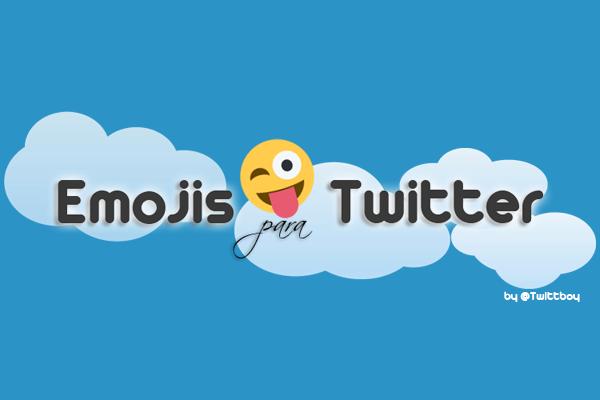 Emojis para Twitter