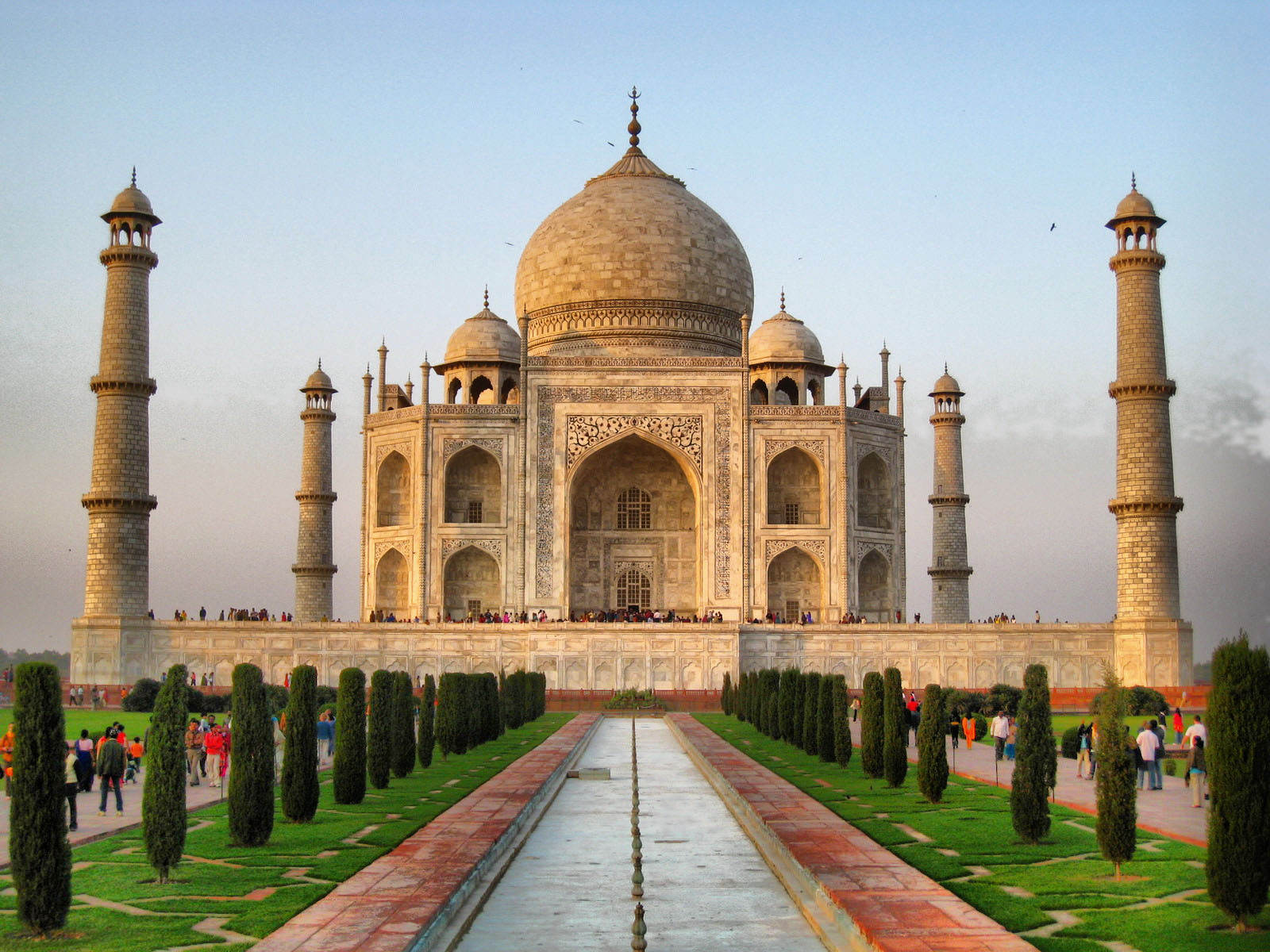 Taj Mahal Desktop Wallpapers Hd Car Wallpapers