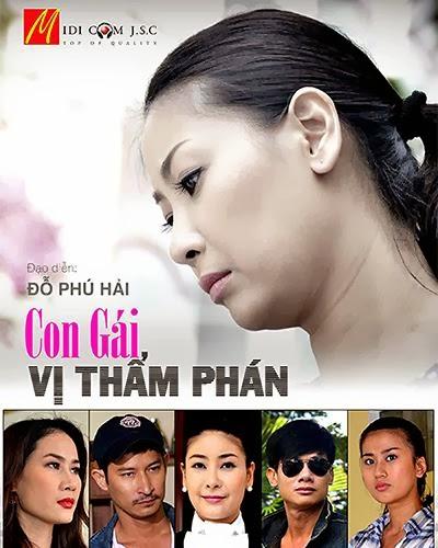 Phim Con Gái Vị Thẩm Phán | Htv9