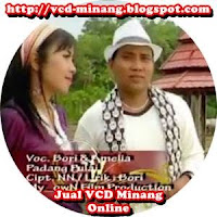 Bori & Amelia - Digantuang Indak Batali (Full Album)