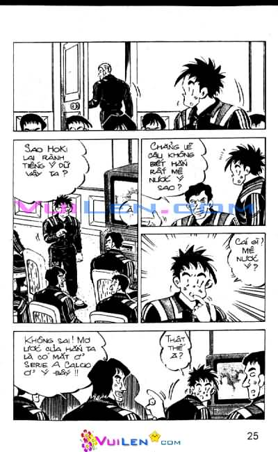 Jindodinho - Đường Dẫn Đến Khung Thành III Tập 66 page 25 Congtruyen24h