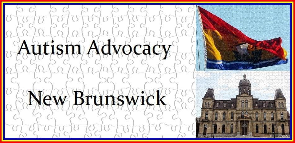 Autism Advocacy New Brunswick