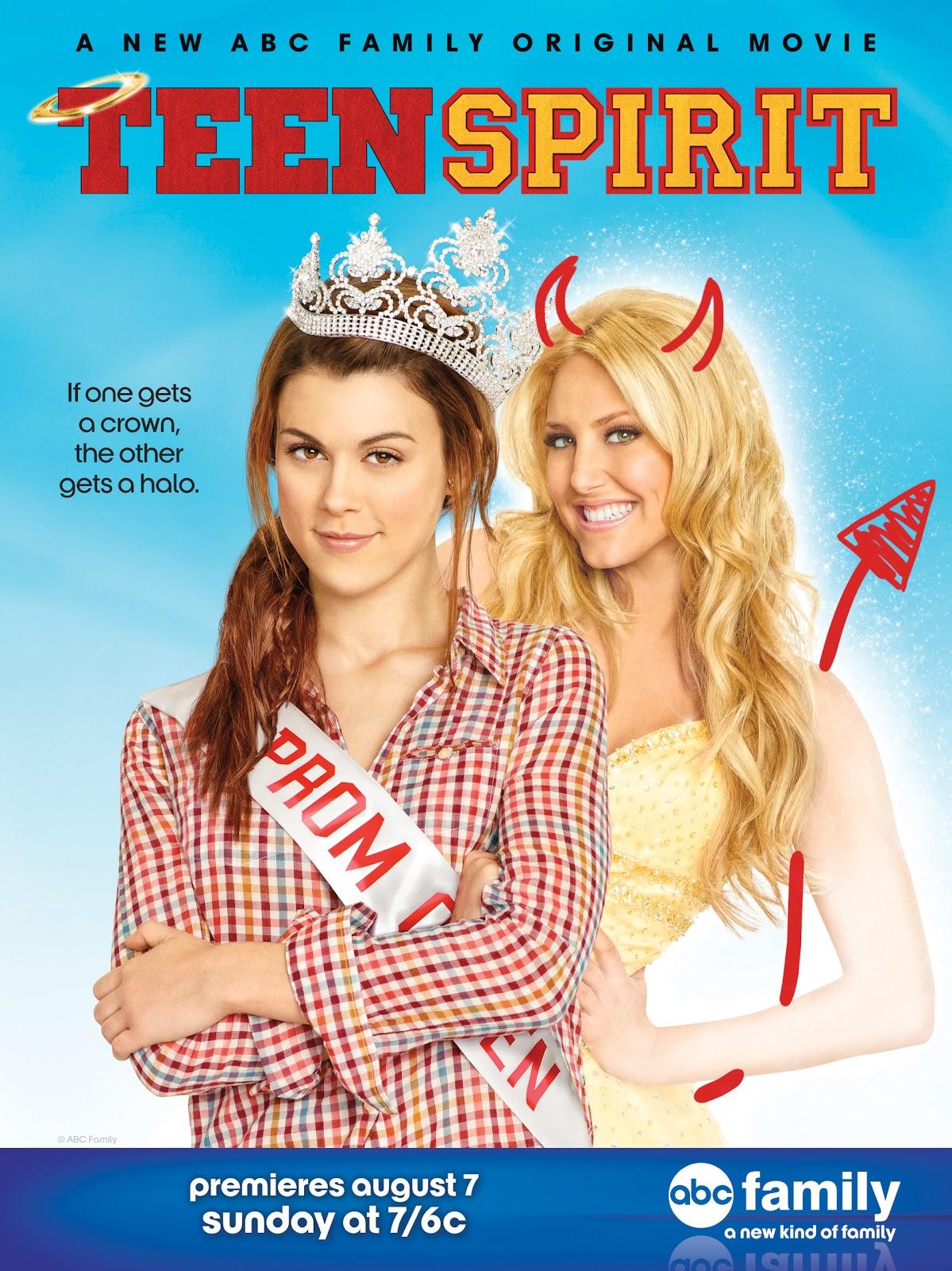 Teen Spirit movie